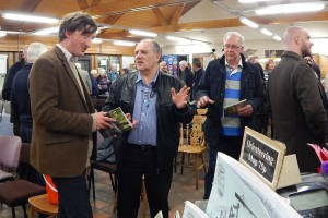Book Launch 2017 James and Keith WEB 14-3-17