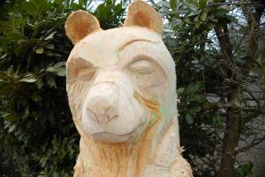 6. Hugh the Bear takes shape WEB RGB keith woolford