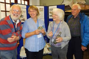 TLHLHS Sept open weekend WEB 7 TLHLHS members Keith Woolford DSCN2530 22-9-19