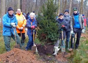 LHCP tree plant 22 29-1-15 WEB DSCN3486
