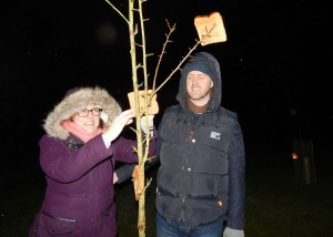 Wassail 2016, Rachel and Simon 16-1-1