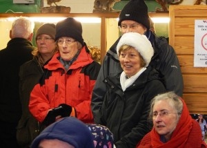 Wassail 2016, Visitors Centre 16-1-16