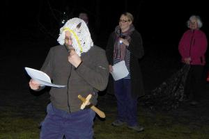 Wassail 28 WEB Ranger Dave as 'Porridge Johnson' Simon Woolford 13-1-18